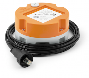 ED-100 realtime vehicle sensor